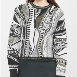 Rag & Bone x COOGI sweater, size MEDIUM